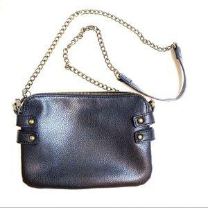🍁 Forever 21 women's cross-body purse chain strap